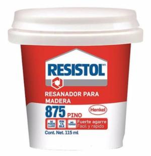 RESISTOL RESANADOR 875 PINO 115ML
