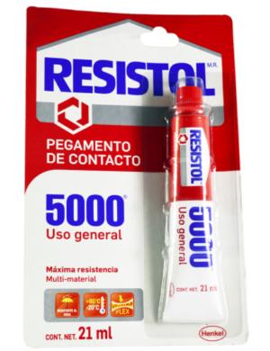 RESISTOL 5000 EN 1 TUBO 21ML