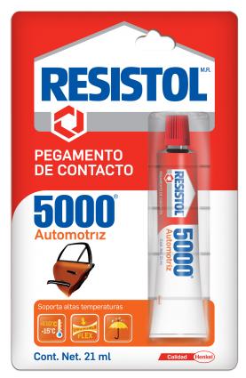 RESISTOL 5000 AUTOMOTRIZ 21ML