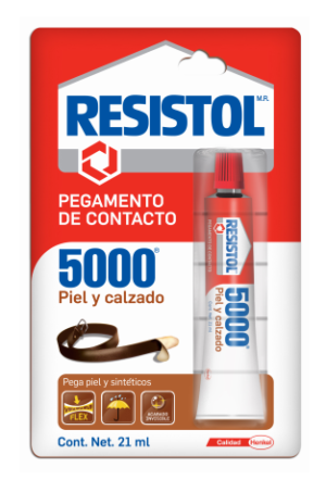 RESISTOL TRANSPARENTE 21ML