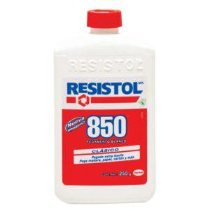 RESISTOL 850 DE 250G BLANCO