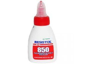 RESISTOL ESC 850 35 G BLANCO