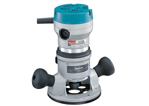 how to use makita router