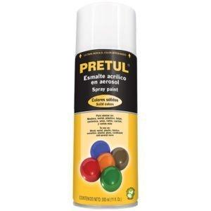 pintura en aerosol pretul
