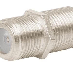 Conector coaxial RG 6 de barril