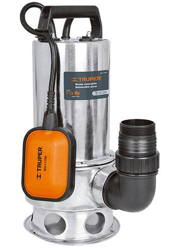 Bomba sumergible para agua sucia 1 1 2hp met lica - Bombas de agua sucias ...