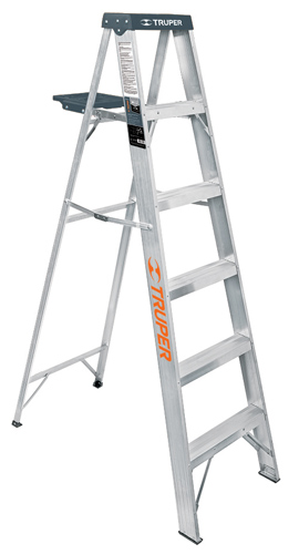 Escalera de tijera tipo III 5 escalones
