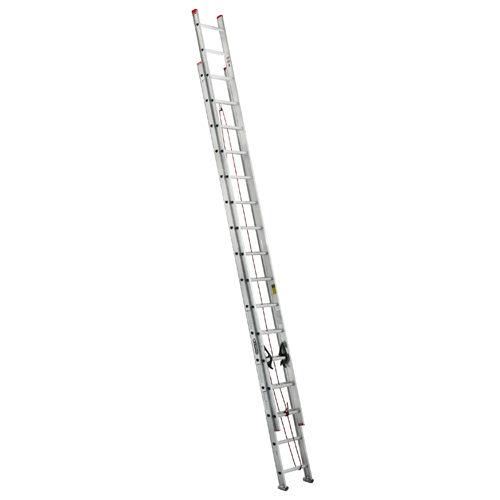 Escalera de extensión con 32 peldaños